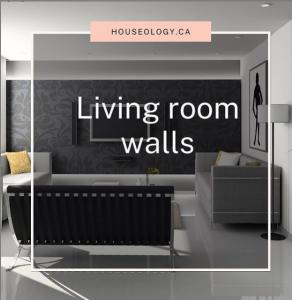 Living room walls
