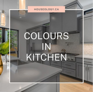 Colours in kitchen