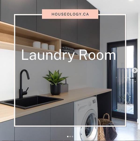Laundry room - blog