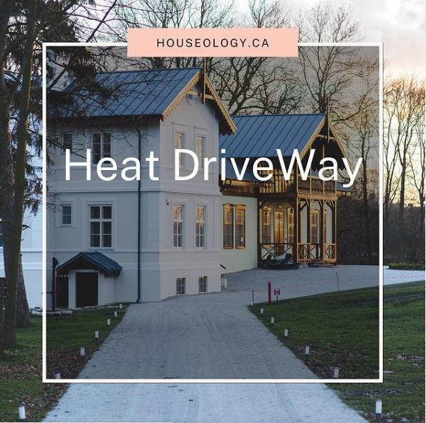 Heat Driveway - Blog